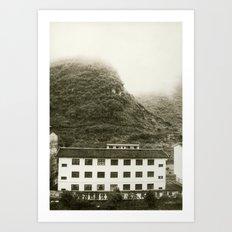 Guilin Art Print