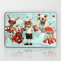 Walter's Imaginarium Laptop & iPad Skin
