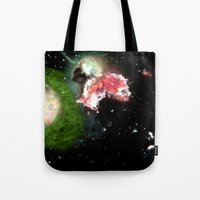 Birth of a Nebula Tote Bag