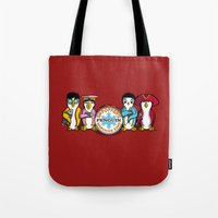 Sgt. Popper's Penguin Ma… Tote Bag