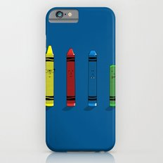 Not The Sharpest Crayon Slim Case iPhone 6s