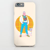 iPhone & iPod Case featuring Henry the Hip by John Tibbott