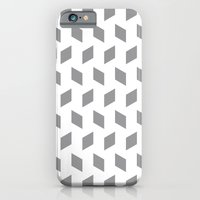 Rhombus Bomb In Alloy iPhone 6 Slim Case
