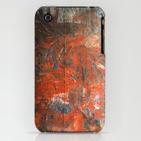 iPhone 3Gs & iPhone 3G Cases featuring Xipe Totec by Fernando Vieira