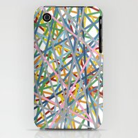 iPhone 3Gs & iPhone 3G Cases featuring Kerplunk Extended by Project M