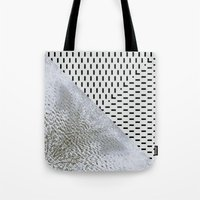 waves/grid #11 Tote Bag