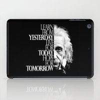 Live For Today iPad Case