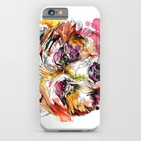 Vivid Grizzly iPhone 6 Slim Case