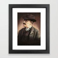 Ion Luca Cariagale Framed Art Print