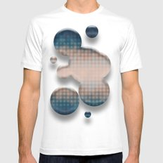 The More You Know... Mens Fitted Tee White SMALL