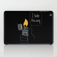 Mad Music Lighter iPad Case