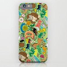 D Pattern  iPhone 6s Slim Case