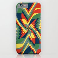 "iPhone & iPod Case featuring ""X"" stract  (Available in the Society 6 Shop) by Ashley"