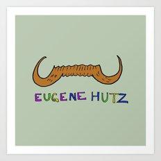 Eugene Art Print
