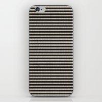Stripes. iPhone & iPod Skin
