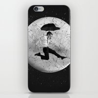Black & White Collection -- Men Are From Mars iPhone & iPod Skin