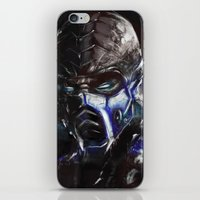 Deep Freeze iPhone & iPod Skin