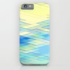 Re-Created Vertices No. 8 by Robert S. Lee Slim Case iPhone 6s