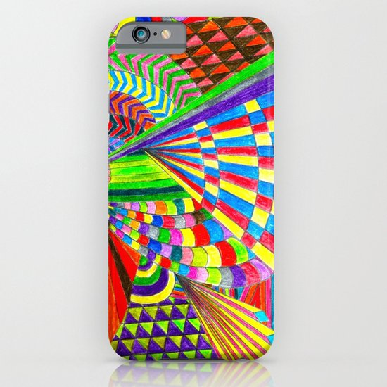 free your mind iPhone & iPod Case
