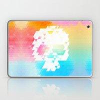 Skull Colors Laptop & iPad Skin