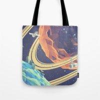 Space! Tote Bag