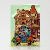 Prima Casa. Stationery Cards