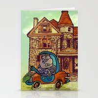 Prima Casa. Stationery Cards