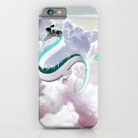 iPhone & iPod Case featuring Haku (Spirited Away) by Erik Krenz
