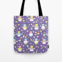 Tiny Chefs Tote Bag