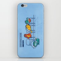Emergency Room iPhone & iPod Skin