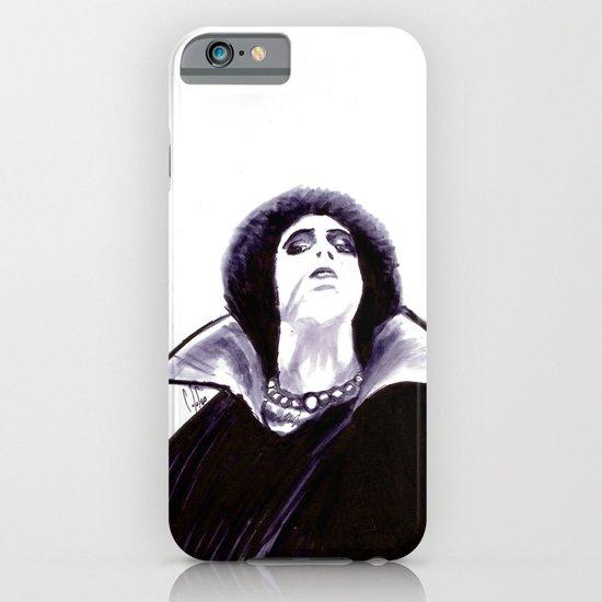 Dr. Frak-N-Furter iPhone & iPod Case