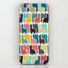 baby llamas iPhone & iPod Skin