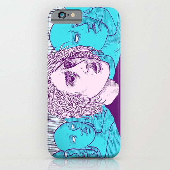 """Lysandre"" by Austin James iPhone & iPod Case"