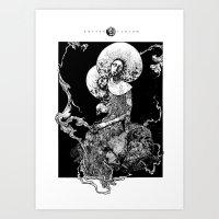 Debra Art Print