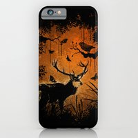 Lost Deer iPhone 6 Slim Case