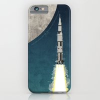 Apollo Rocket iPhone 6 Slim Case