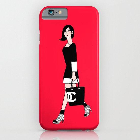 chanel holic iPhone & iPod Case