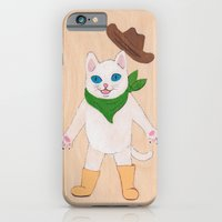 iPhone & iPod Case featuring Woah! Kitty by Grumble Toy