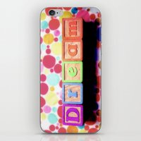 A Wish Your Heart Makes iPhone & iPod Skin