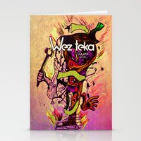 OLD HAGG - Wezteka Union Stationery Cards