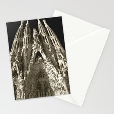 La Sagrada Familia Stationery Cards
