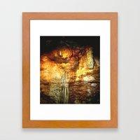 Reflections Inside A Dol… Framed Art Print
