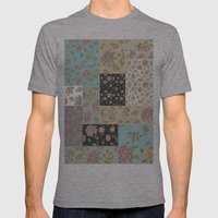 Mantón de Colores Mens Fitted Tee Athletic Grey SMALL