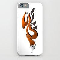 Graffiti Fox iPhone 6 Slim Case