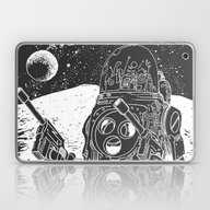 Laptop & iPad Skin featuring Duke Of The Moon by Isaboa