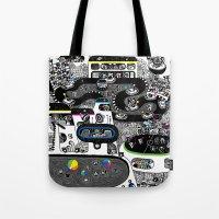 Koalarama Tote Bag