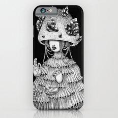 Mushroom & Ruffles iPhone 6 Slim Case