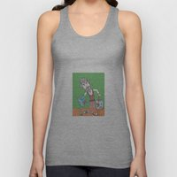 Brightly Island Mixing Potions Unisex Tank Top