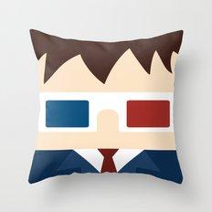 David Tennant, 10th Doct… Throw Pillow