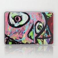 King Skull Laptop & iPad Skin